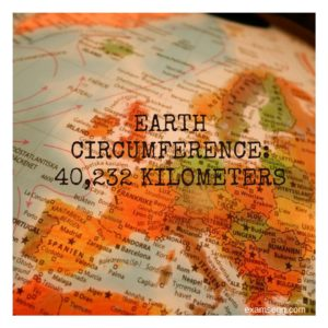 interesting facts about earth wikipedia